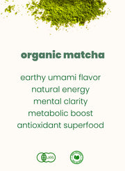 organic premium matcha - the original