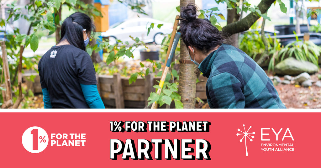 1% for the Planet Partner: Environmental Youth Alliance