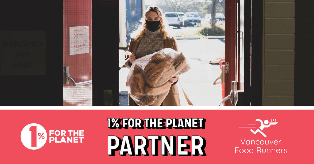 1% for the Planet Partner: Vancouver Food Runners
