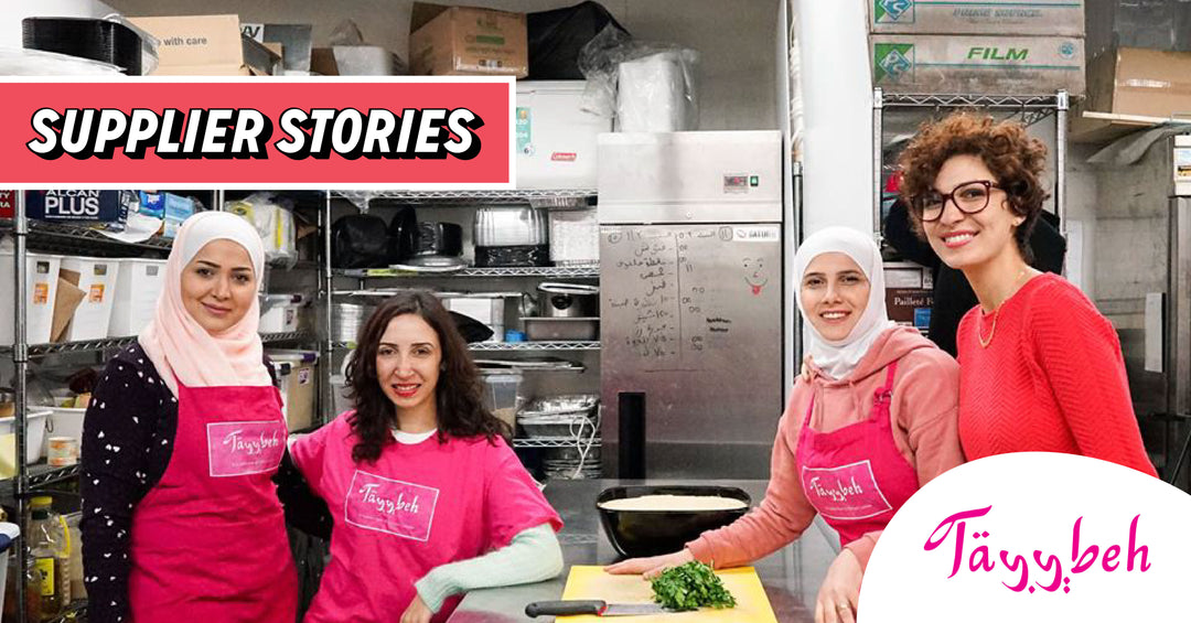Supplier Stories with Tayybeh