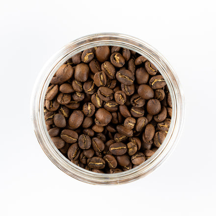 Funcrusher Coffee Beans