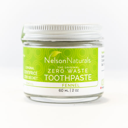 Fennel Toothpaste