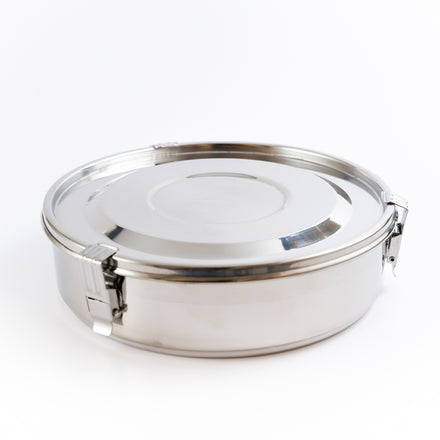 18 cm Divided Airtight Container