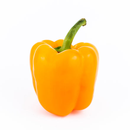 Orange Bell Pepper, Organic