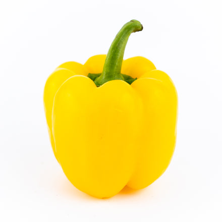 Yellow Bell Pepper, Organic