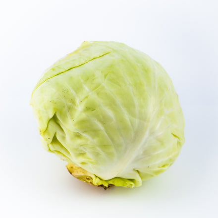 Green Cabbage, Organic
