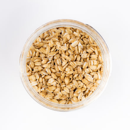 Cold Rolled Oats