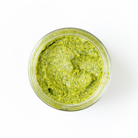 Cilantro, Mint & Lime Pesto