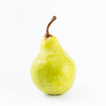 Green Bartlett Pear, Organic