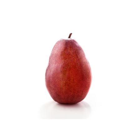 Pear, Red D'Anjou