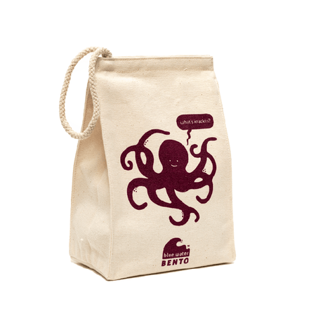 Octopus Lunch Bag