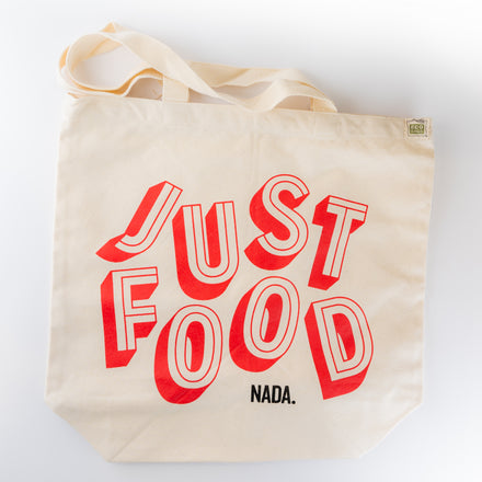 Tote Bag, Just Food