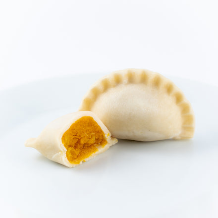 Roasted Butternut Squash Pierogi