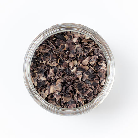 Black Bean Flakes