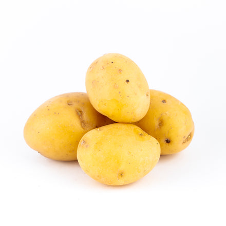 Yellow Nugget Potato, Organic