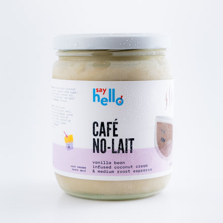 Caf̩ No-Lait Vegan Ice Cream