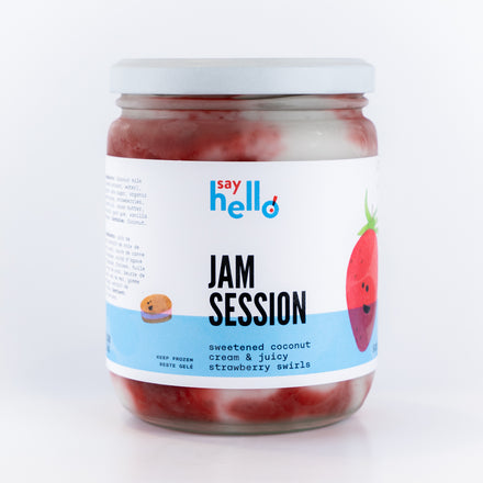 Jam Session Vegan Ice Cream