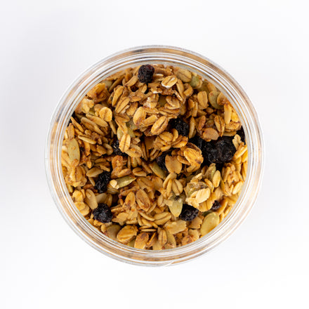 Rosemary Sea Salt Granola