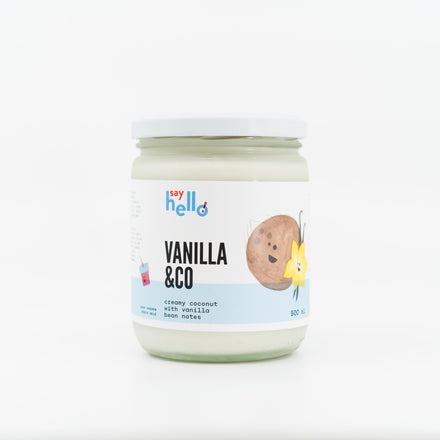 Vanilla & Co Vegan Ice Cream