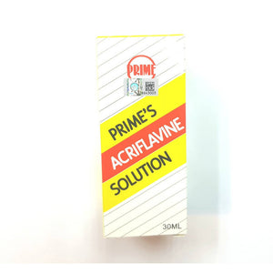 Acriflavine, Solution, 50ml