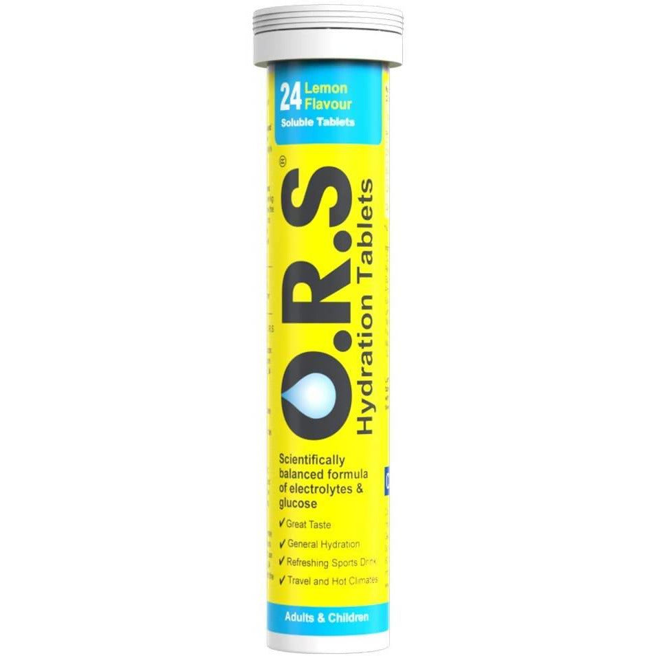 O.r.s Hydration Tablets, Efferv. Tabl, 24