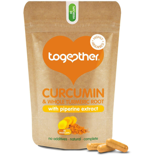 Together Health UK Curcumin & Turmeric Complex