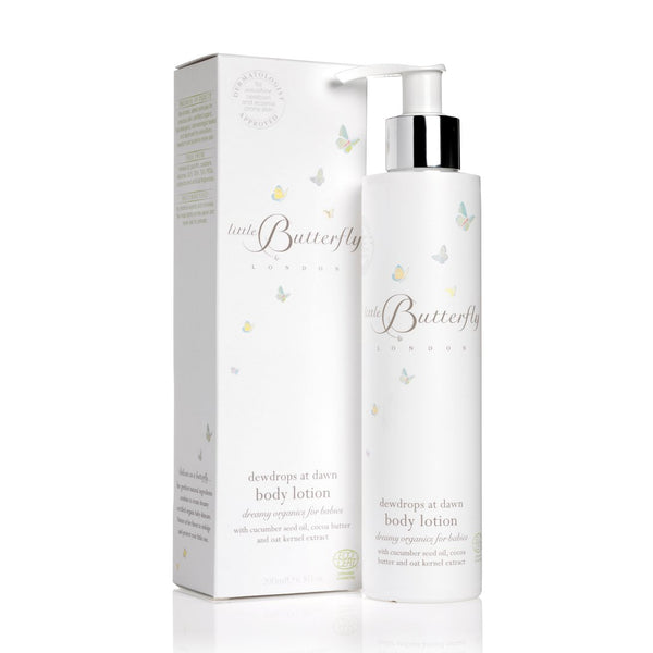 Little Butterfly dewdrops at dawn body lotion 200ml