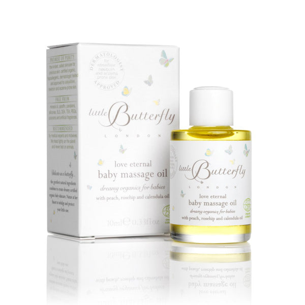Little Butterfly mini love eternal baby massage oil 10ml