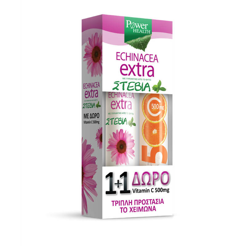 Power Health Echinacea Extra 1+1, Set, 2