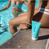 Coola Body SPF 50 Unscented Sunscreen Lotion Sport