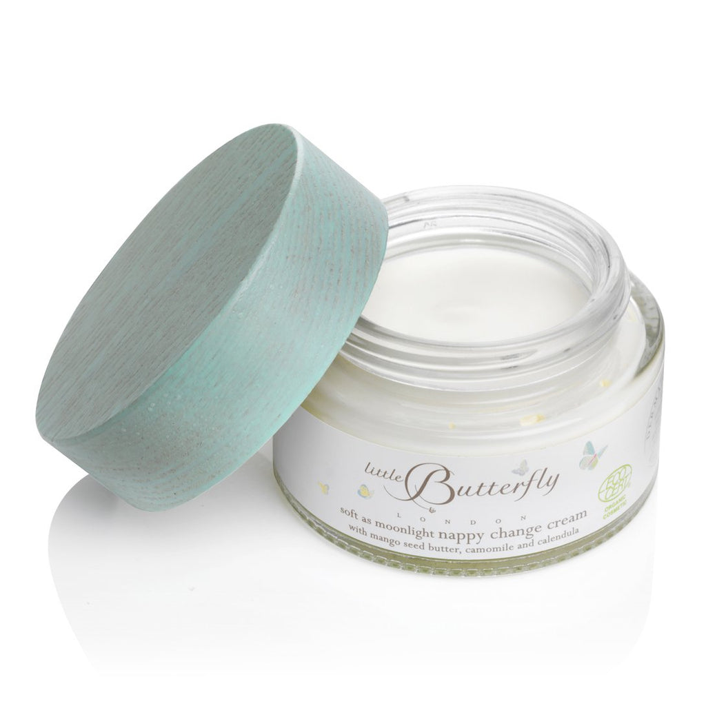Little Butterfly soft as moonlight nappy change cream 50ml