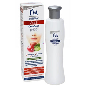Eva Cransept Ph 3.5, Vaginal Douche, 250ml