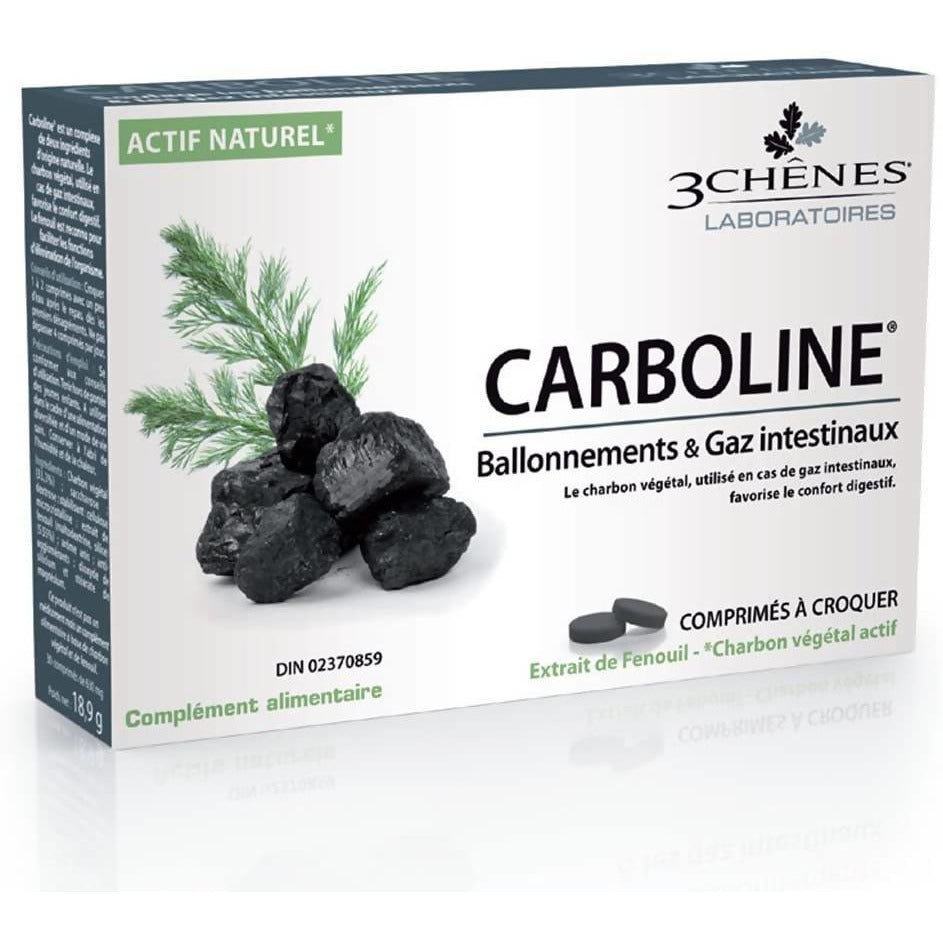 3 Chenes Carboline, Chewable Tablets