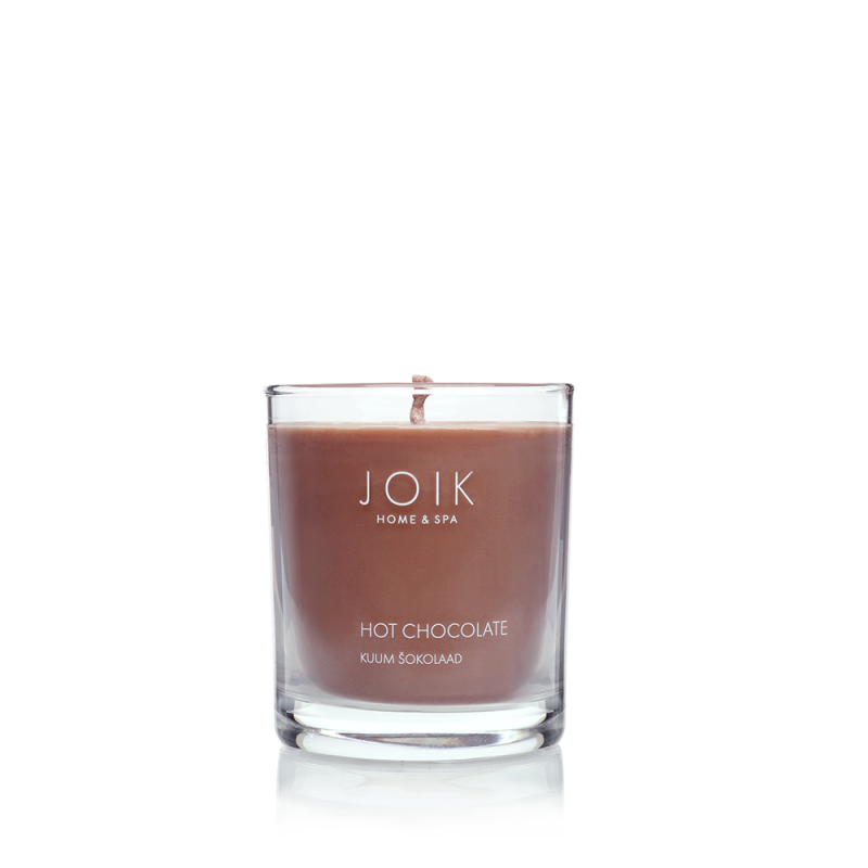JOIK Scented soy wax candle Hot Chocolate 145 gr