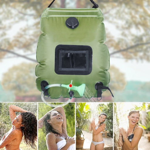 Hiking Camping Shower Bag - Go Gadget Tools
