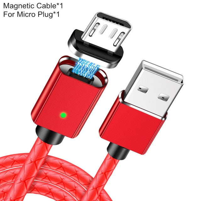 Magnetic Fast Charging Cable - Let's go gadget2020