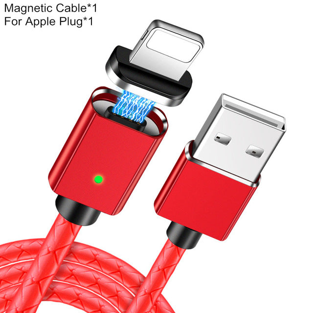 Magnetic Fast Charging Cable - Go Gadget Tools