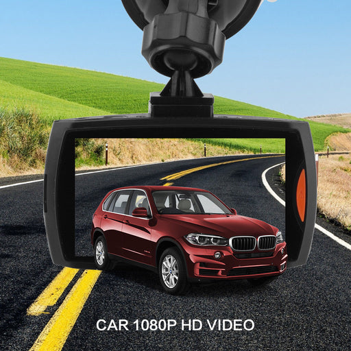 Car DVR Camera Full HD 1080P - Go Gadget Tools