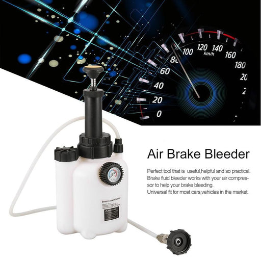 Car Brake Oil Changer Manual Brake Oil - Go Gadget Tools