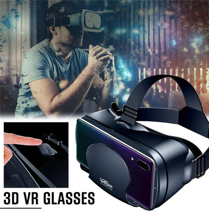 Virtual Reality 3D Glasses - Go Gadget Tools