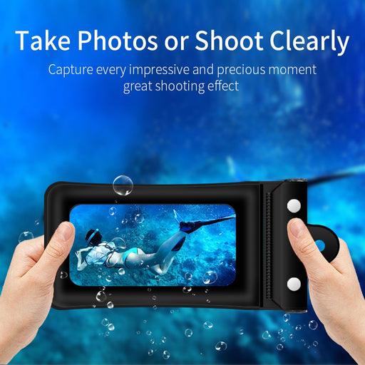 Waterproof Phone Case - Let's go gadget2020