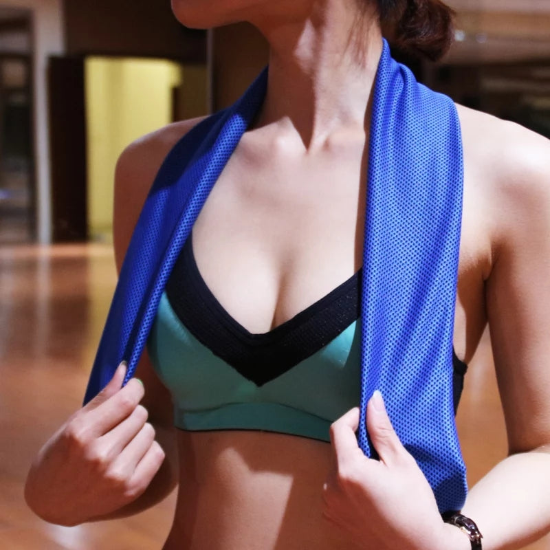 Summer Instant Cooling Towel - Let's go gadget2020