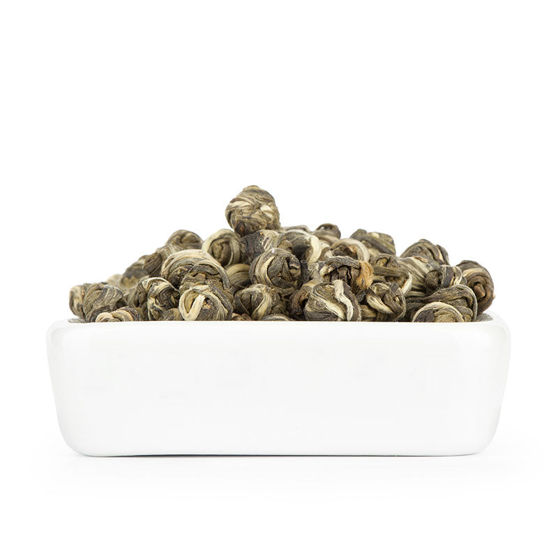 Jasmine Dragon Pearls - Premium Jasmine Green Tea