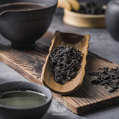 Organic Pu erh Tea - Ancient Wild Tree Essencesip