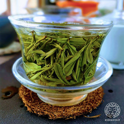 GREEN GEM (ZIRAN) - Premium Organic Green Tea