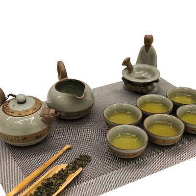 Traditional Chinese Tea Set