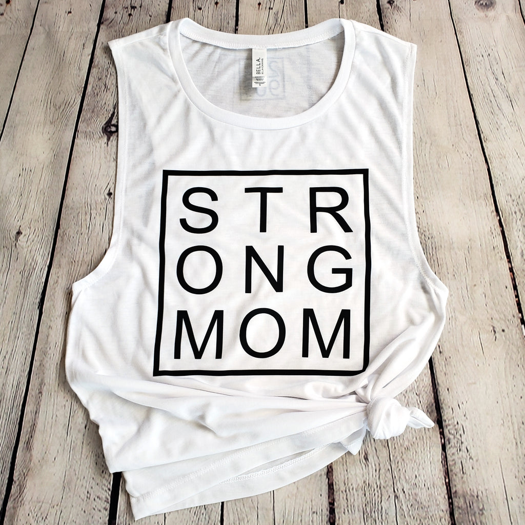 Strong Mom Tank