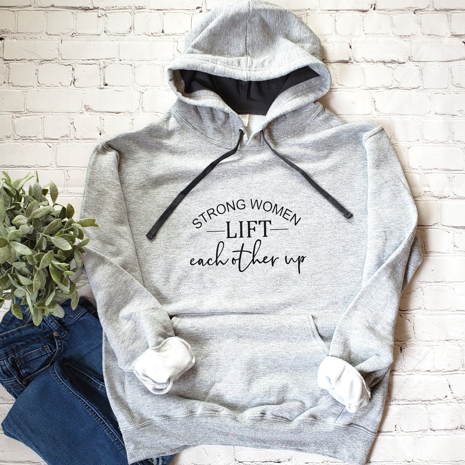Strong Women Hoodie
