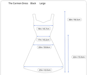 The Carmen Dress