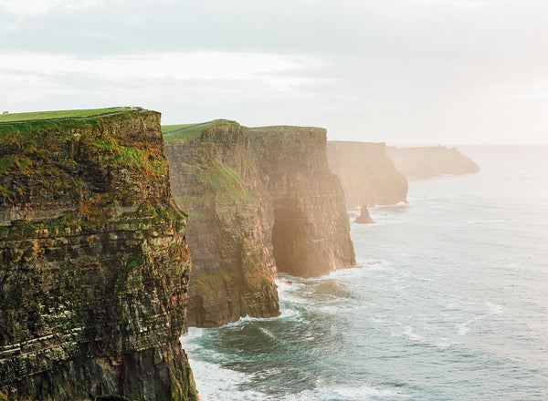 "Sara Donaldson Fine Art Print | Vista Series | ""Cliffs of Moher"" 